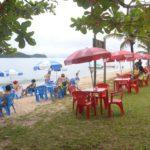 Bar da Praia Paraty