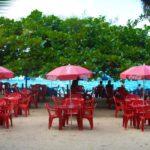 Bar da Praia - Praia São Gonçalo - Paraty - RJ